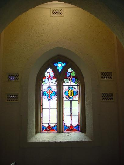 Free picture church window
