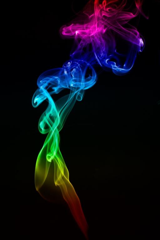 Hd Wallpapers Smoke Weed Stampe Artistiche Quadri E Poster Con Arcobaleno Colore