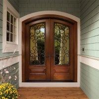 Home Depot Double Doors | PJ Fitzpatrick
