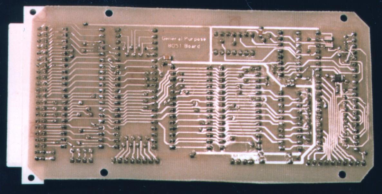 8051 Development Board Design