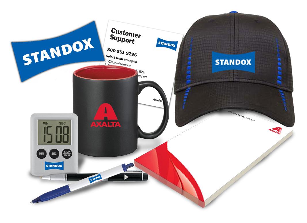 Standox inside sales sub kit item as0115on