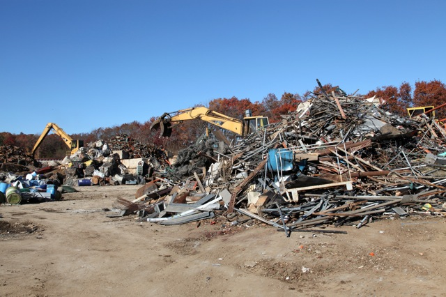 Scrap Plastic and Metal NY