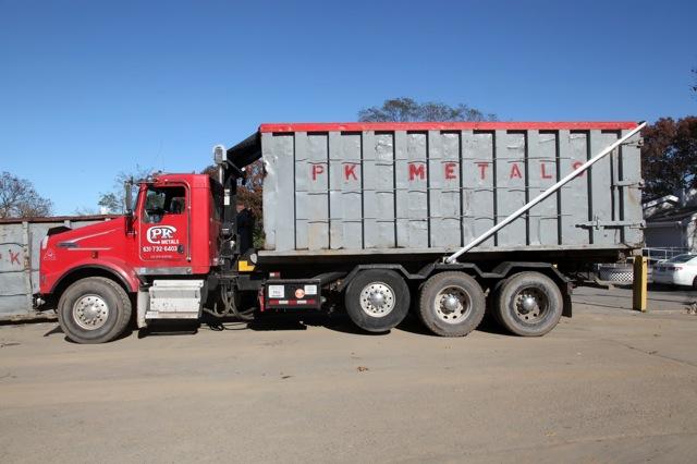 PK Metals Truck Long Island, NY