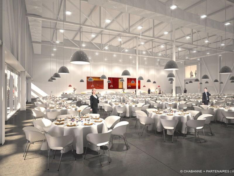 14 Septembre 2016 – Visite du chantier de la Cité des Congrès Valenciennes