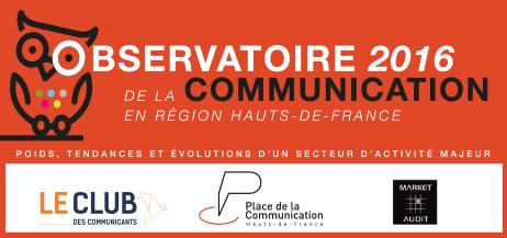 Observatoire 2016 de la Communication