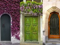 75 Most Unique Front Doors From Around the World - Placeaholic