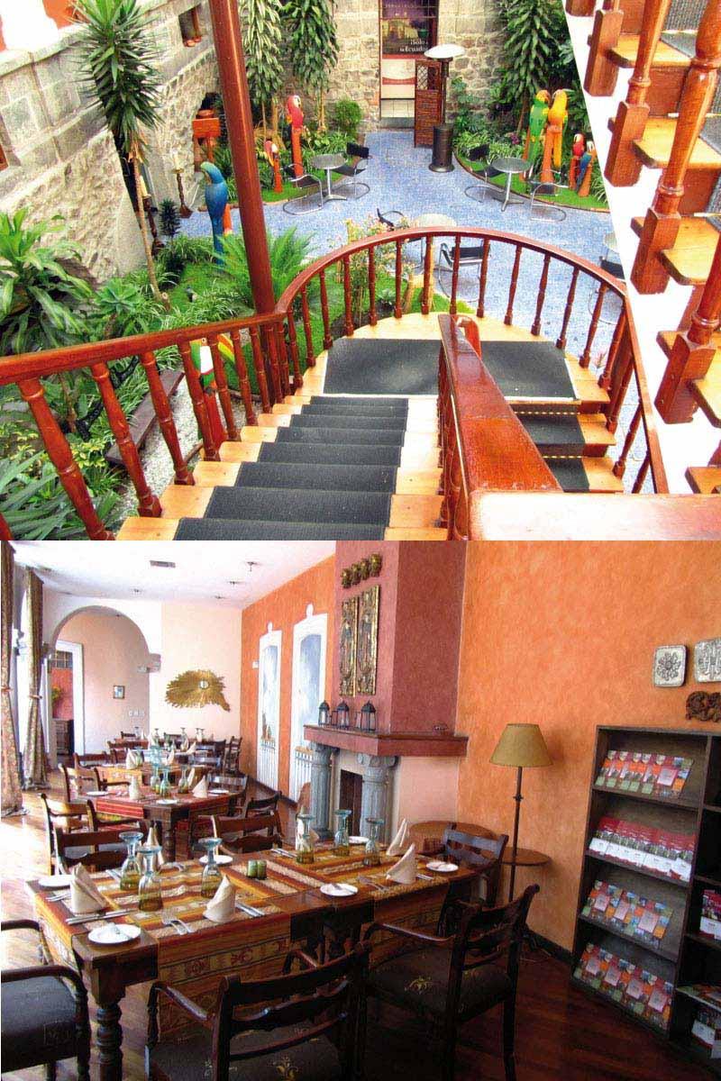 Hotel patio andaluz casa solariega alegre y elegante es - Un patio andaluz ...