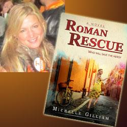 Michelle Gilliam blog tour