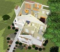 trace99 Plan 3D Home Design for Homeowners