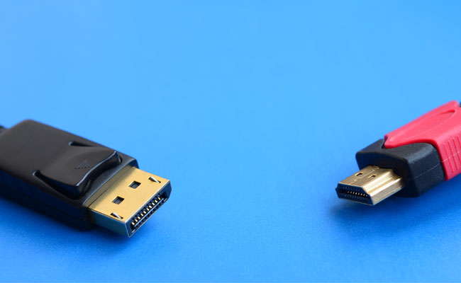 DisplayPort 14 vs HDMI 21 Planar