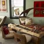 Muebles exóticos