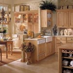 Muebles de cocina rústica