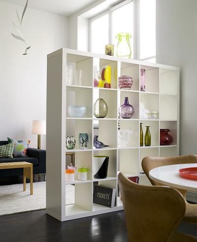 Separadores de ambientes - Mueble separador de ambiente ...