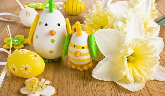 huevos decorados