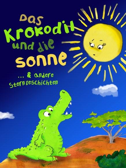 Das Krokodil und die Sonne_Plakat