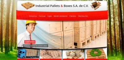 Industrial Pallets & Boxes