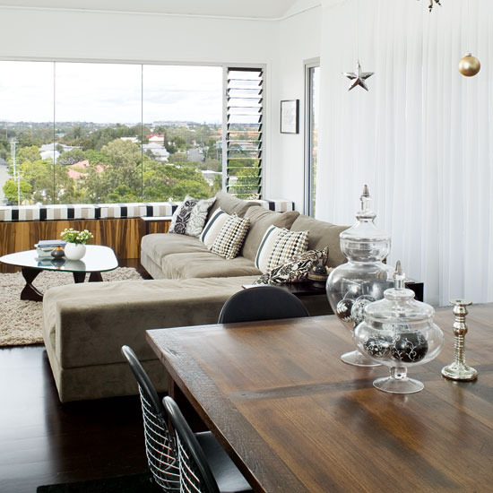 Une Maison Monochrome En Australie Planete Deco A Homes World