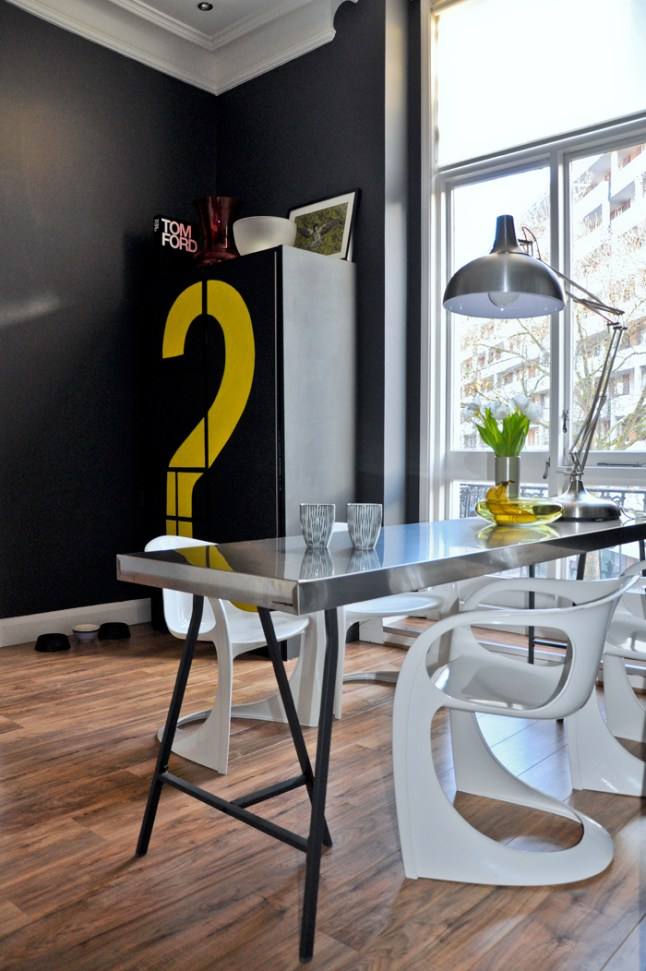 d coration appartement street art. Black Bedroom Furniture Sets. Home Design Ideas