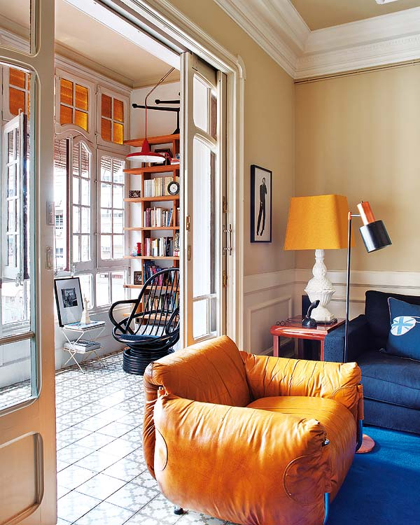 D co appartement barcelone for Hotel pas cher catalogne