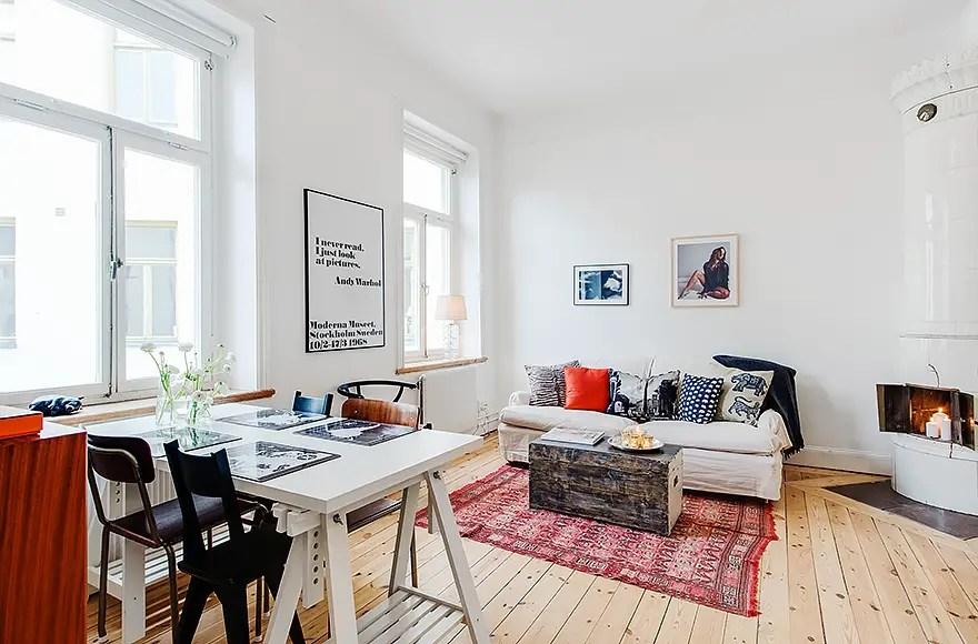 les petites surfaces du jour transformer un studio avec cuisine en un deux pi ces planete. Black Bedroom Furniture Sets. Home Design Ideas