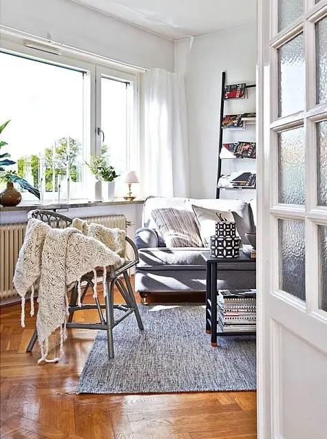 Un appartement cosy et zen planete deco a homes world for Deco zen appartement