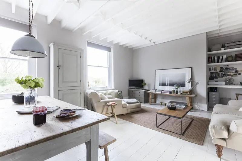 Un appartement vintage et scandinave londres planete for Deco appartement londres