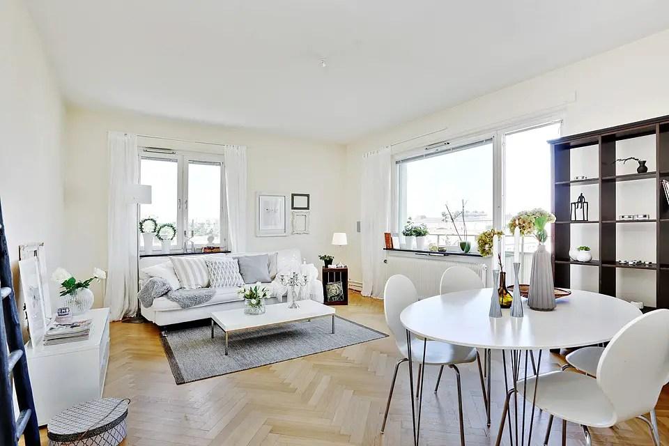 D Co Appartement Blanc