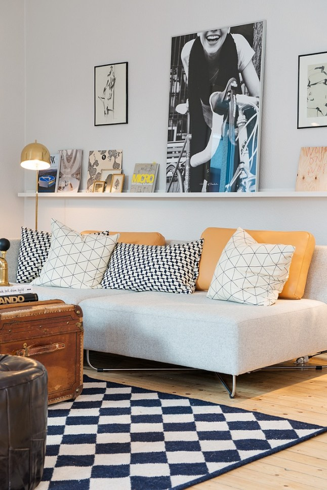 de la couleur et du vintage en su de planete deco a homes world bloglovin. Black Bedroom Furniture Sets. Home Design Ideas