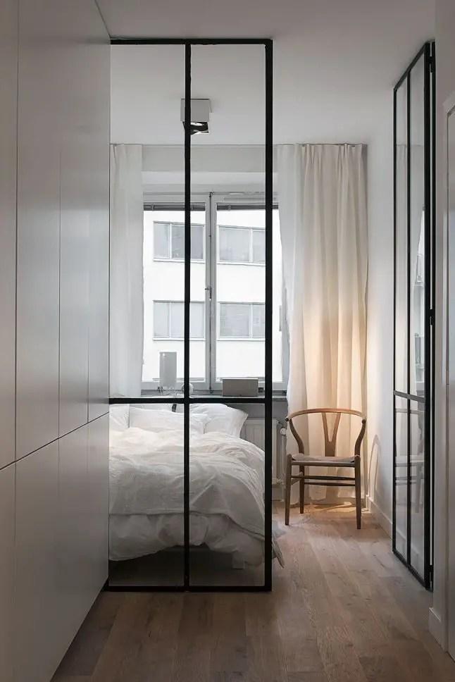 szklane ściany w domu