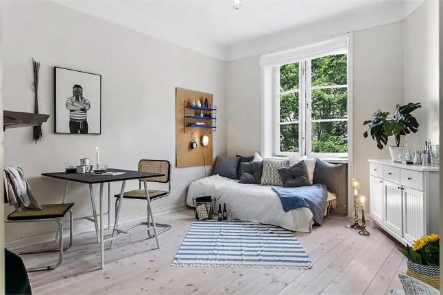 Les petites surfaces du jour 20m pour commencer - Deco appartement petite surface ...
