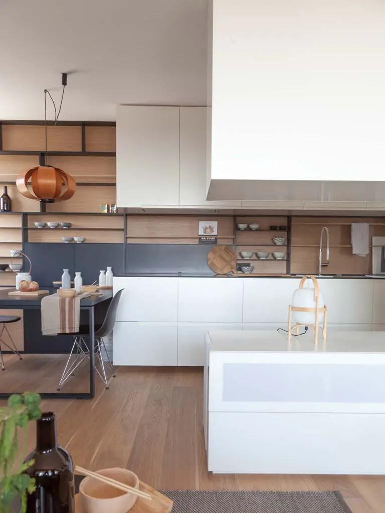 Un appartement au design maitris planete deco a homes for Appartement design 2015