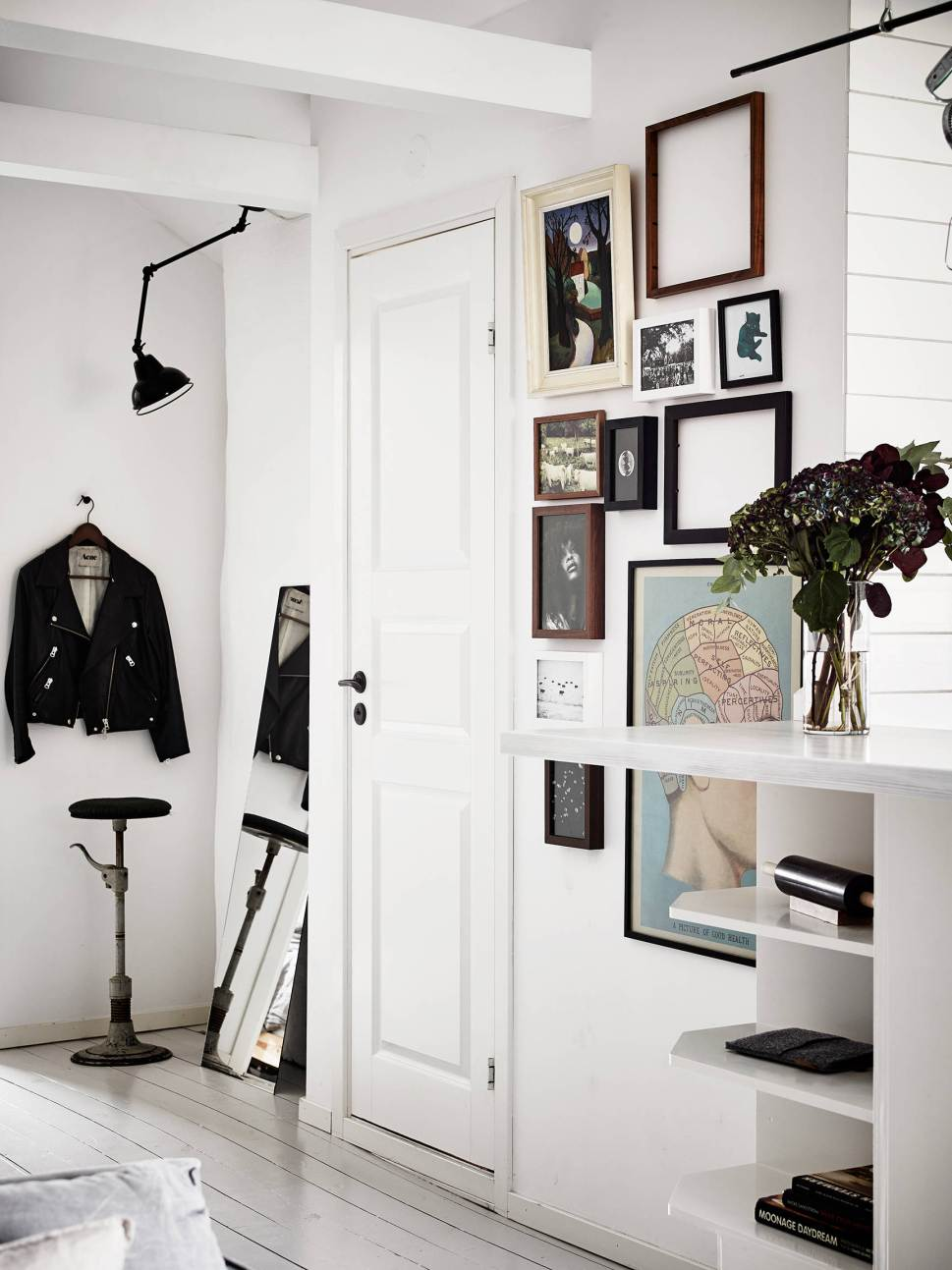 Il faut qu 39 une porte soit ouverte ou ferm e planete for Como decorar entrada piso
