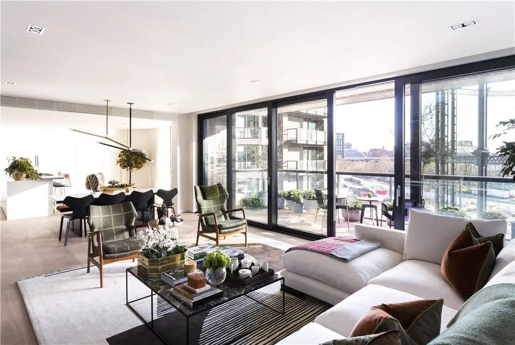 Un appartement zen londres planete deco a homes world for Deco zen appartement