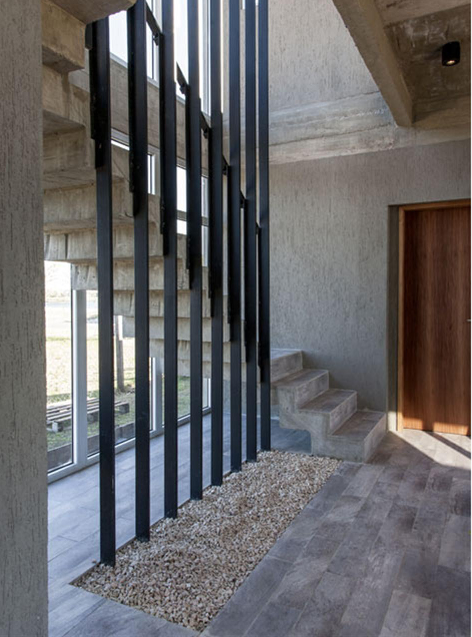 Plus de 1000 id es propos de escaliers sur pinterest - Magnifique maison renovee eclectique coloree sydney ...