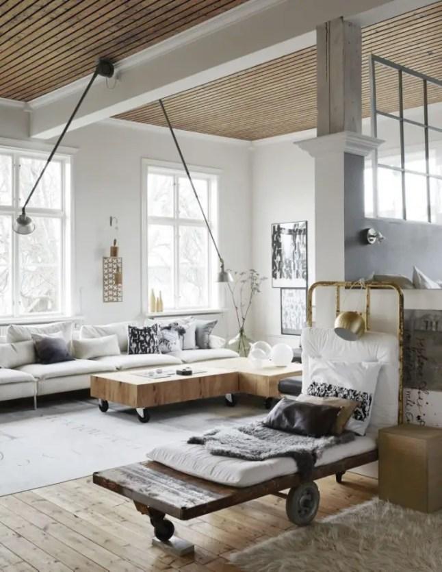 la maison d une artiste pr s du lac siljan planete deco a homes world bloglovin. Black Bedroom Furniture Sets. Home Design Ideas