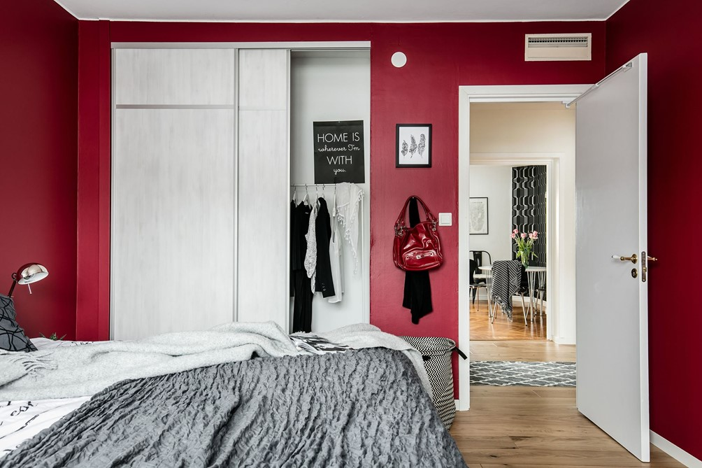 Chambre Rouge Deep Web : Coup de folie planete deco a homes world