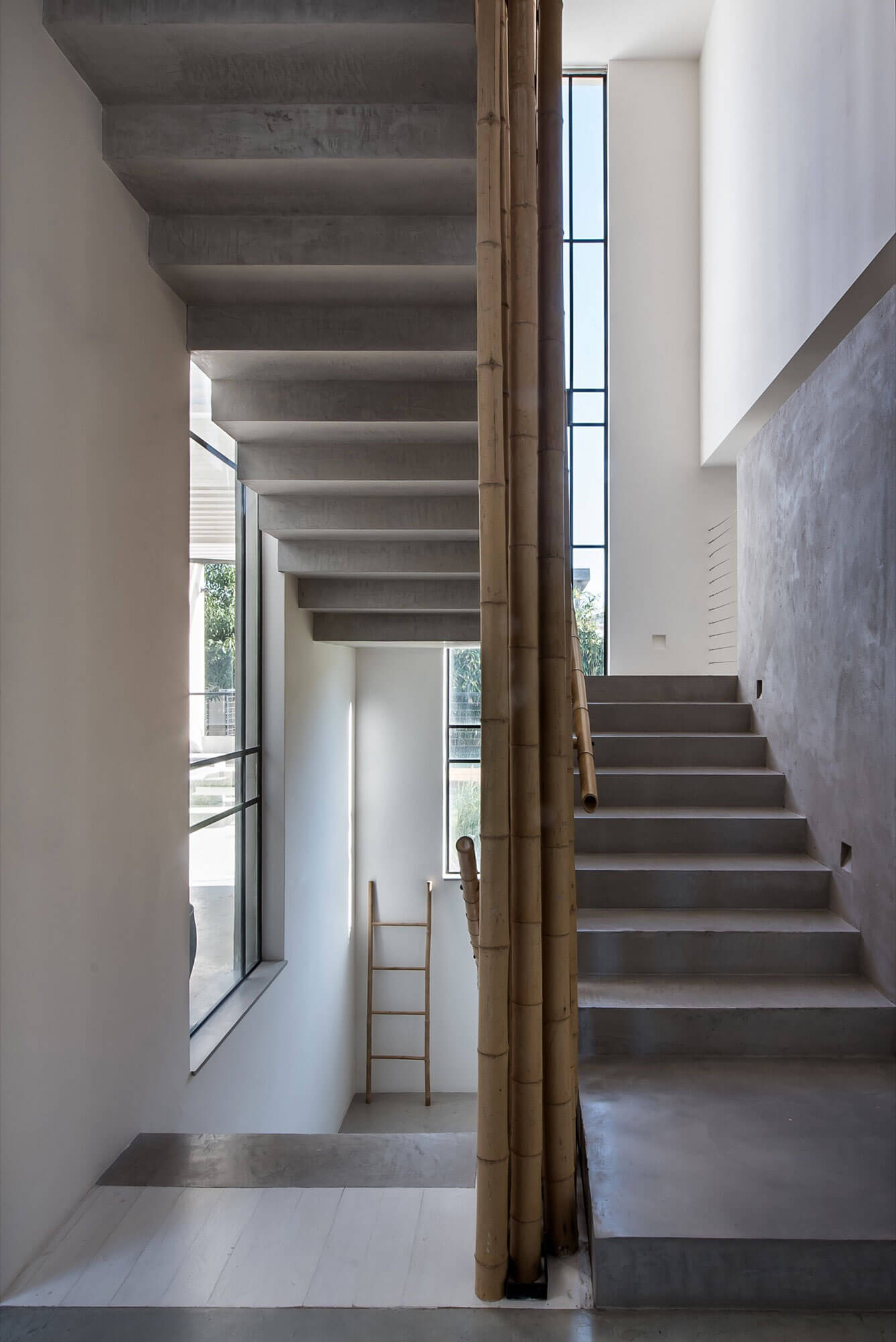 Une Maison D Architecte Entre Puret Et Nature Planete