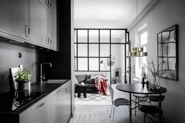 Un appartement l allure rock planete deco a homes for Deco appartement rock