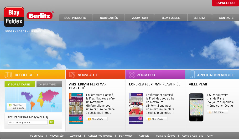 site creation cv ligne fnac