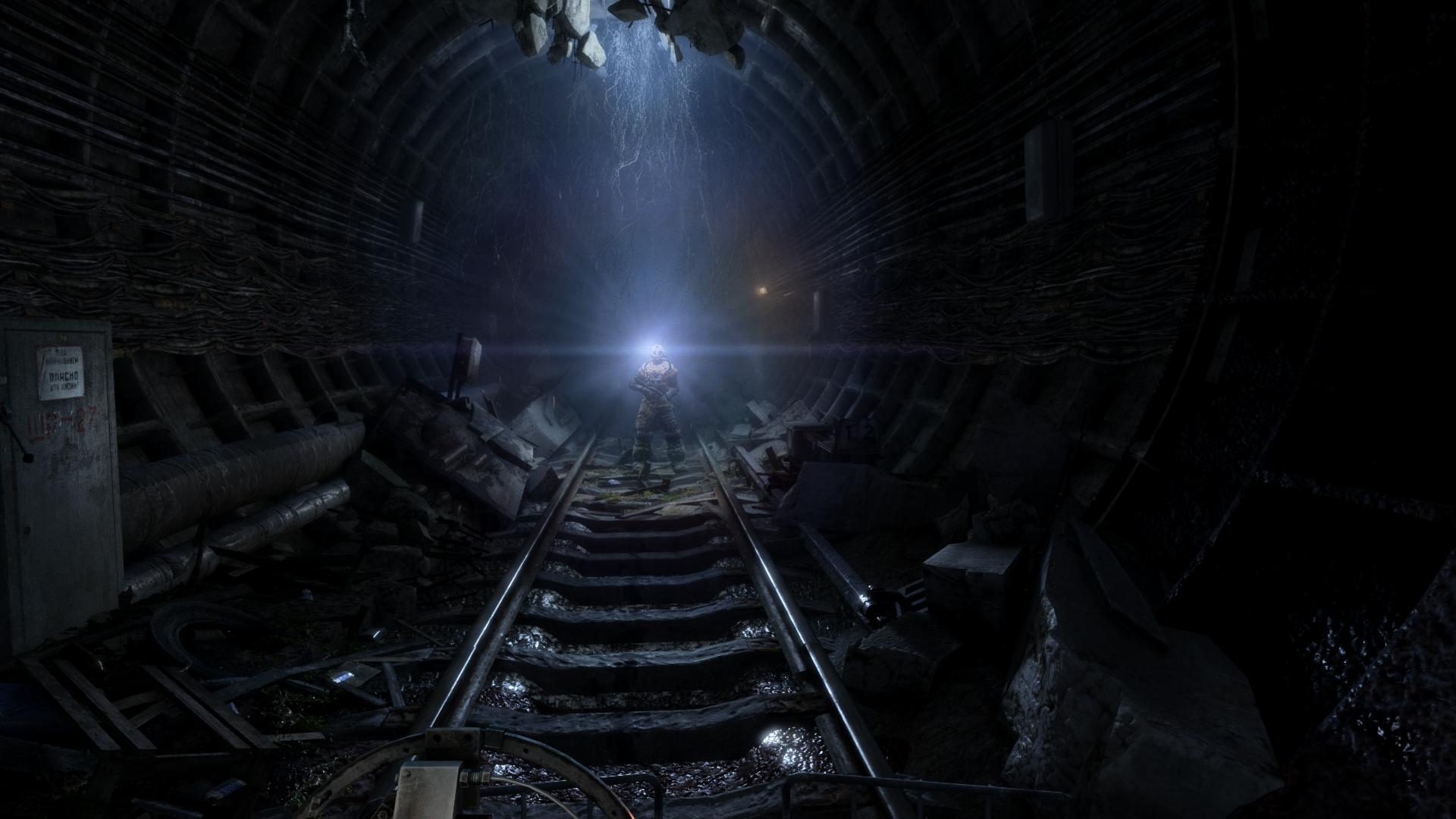 Gaming Wallpapers Hd Wallpapers Fond D Ecran Pour Metro Last Light Pc Ps3