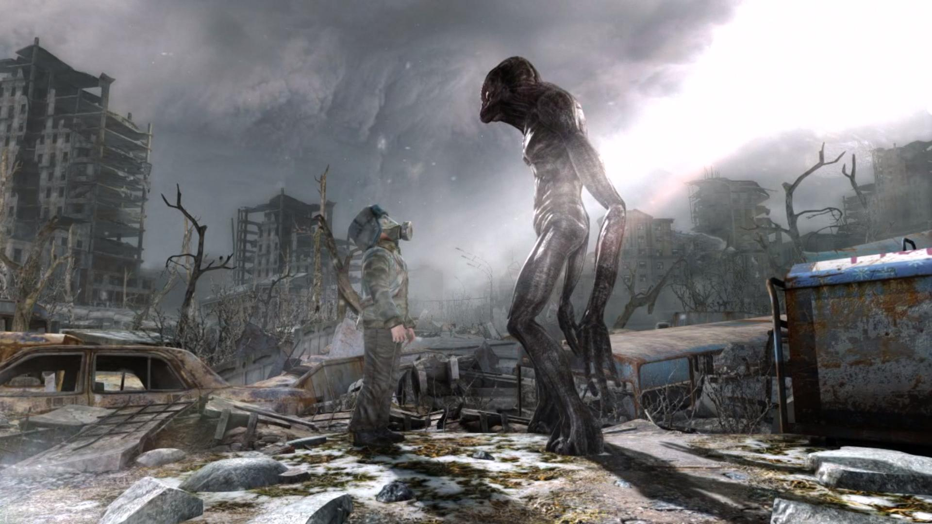 Metro Last Light Wallpaper Hd Wallpapers Fond D Ecran Pour Metro Last Light Pc Ps3