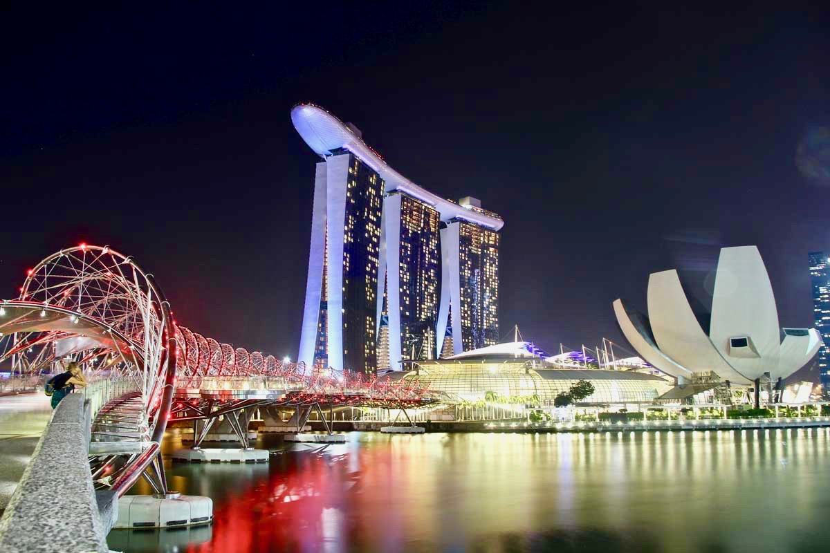 photo sur cv a singapour