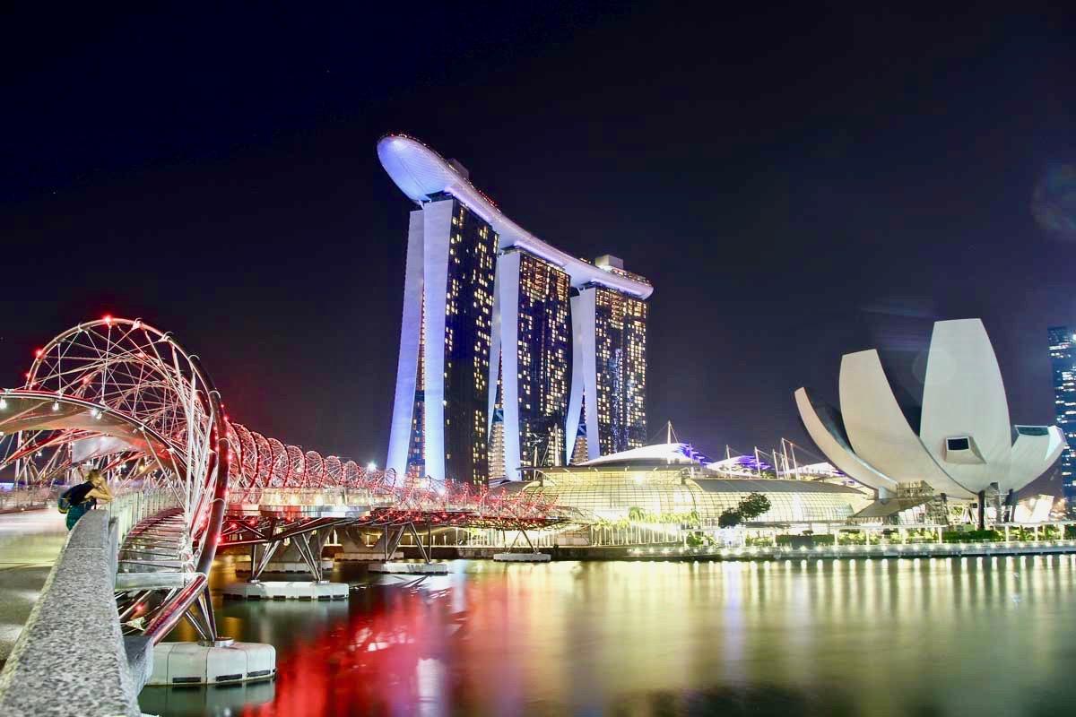 photo sur cv a singapour
