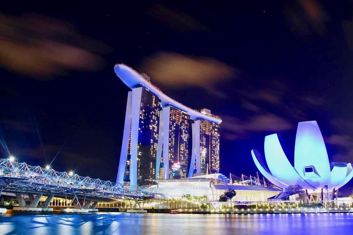cv singapour
