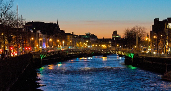 cv en irlande