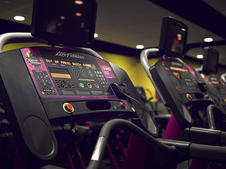 Workout Plan Planet Fitness
