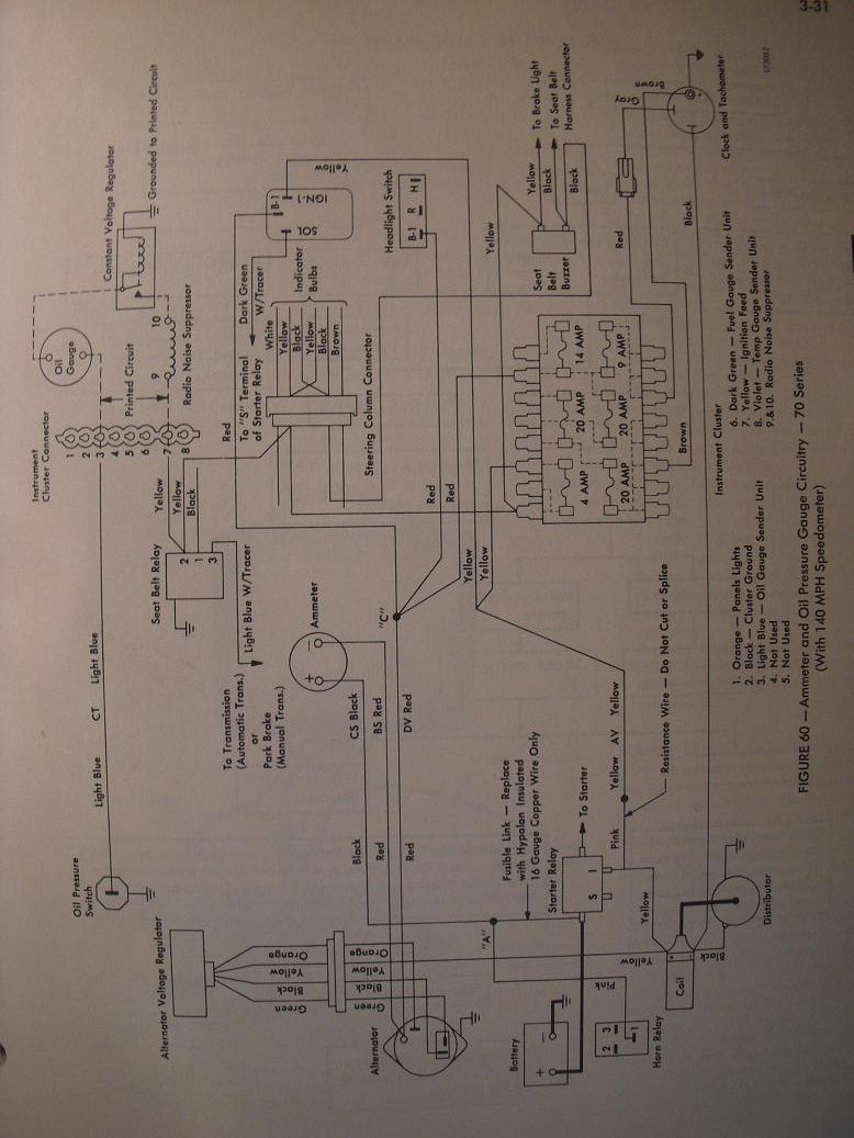 1968 amx wiring diagram