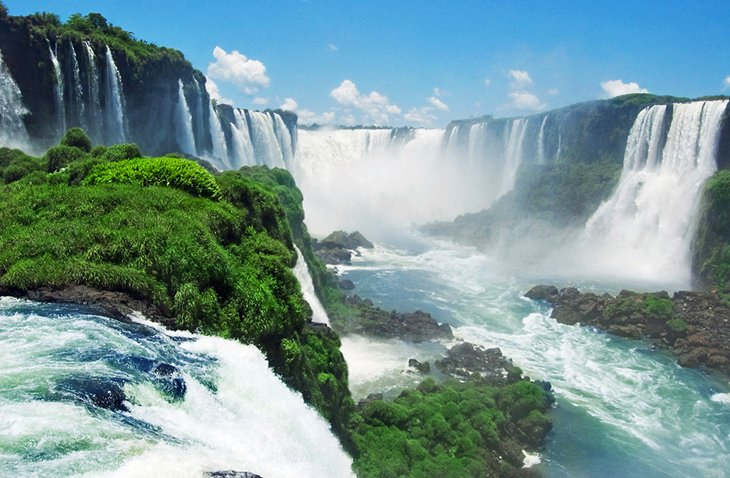 Iguazu Falls Brazil Wallpaper 10 Top Rated Tourist Attractions In Argentina Planetware