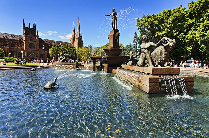 18 Top Rated Tourist Attractions In Sydney Planetware