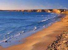 Playa y cala de Roche, Conil de la Frontera